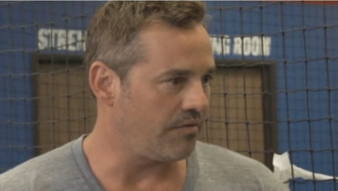 Nicholas Brendon appears on VH1's new nostalgia series, 'Miss You Much.'