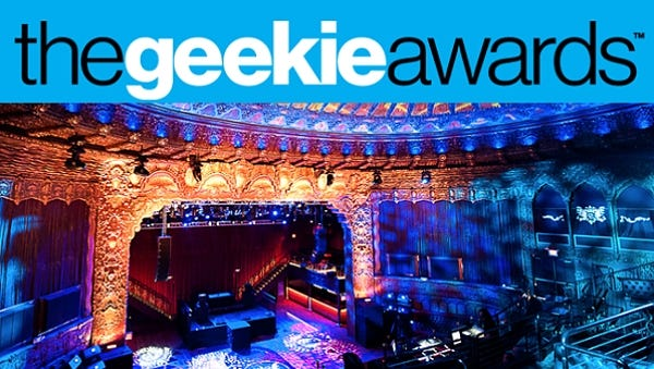 The Geekie Awards will be held Aug. 18.