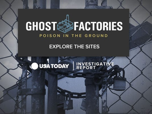 updated ghost factories art