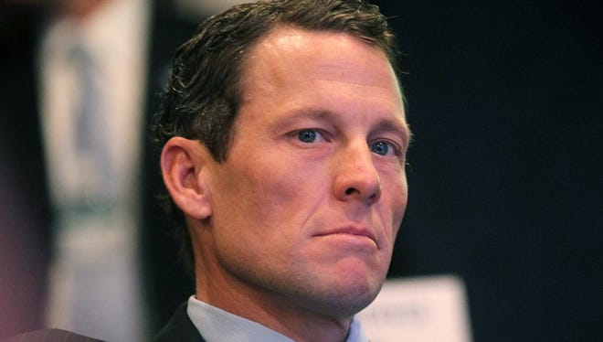 Lance Armstrong attempted to meet with Betsy Andreu in April before calling it off.