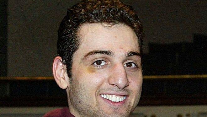 Tamerlan Tsarnaev was a promising boxer.