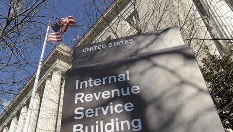 IRS headquarters in Washington, D.C.