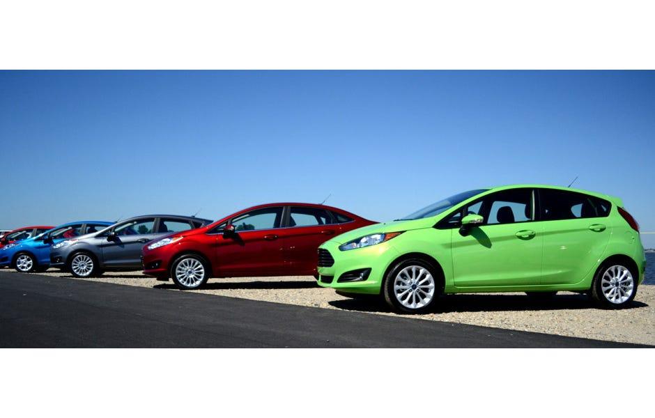 Ford recalls 441,000 vehicles, including Escape, Fusion