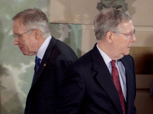 Senate agrees to stop 'nuclear' option