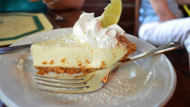 Florida's Key lime adds a unique taste to any dish in which it's used, and Key lime pie is by far the most popular.