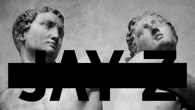 "Jay Z's ""Magna Carta Holy Grail"" cover"