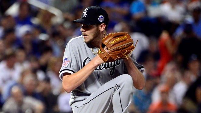 Chris Sale was the winning pitcher of the All-Star Game.