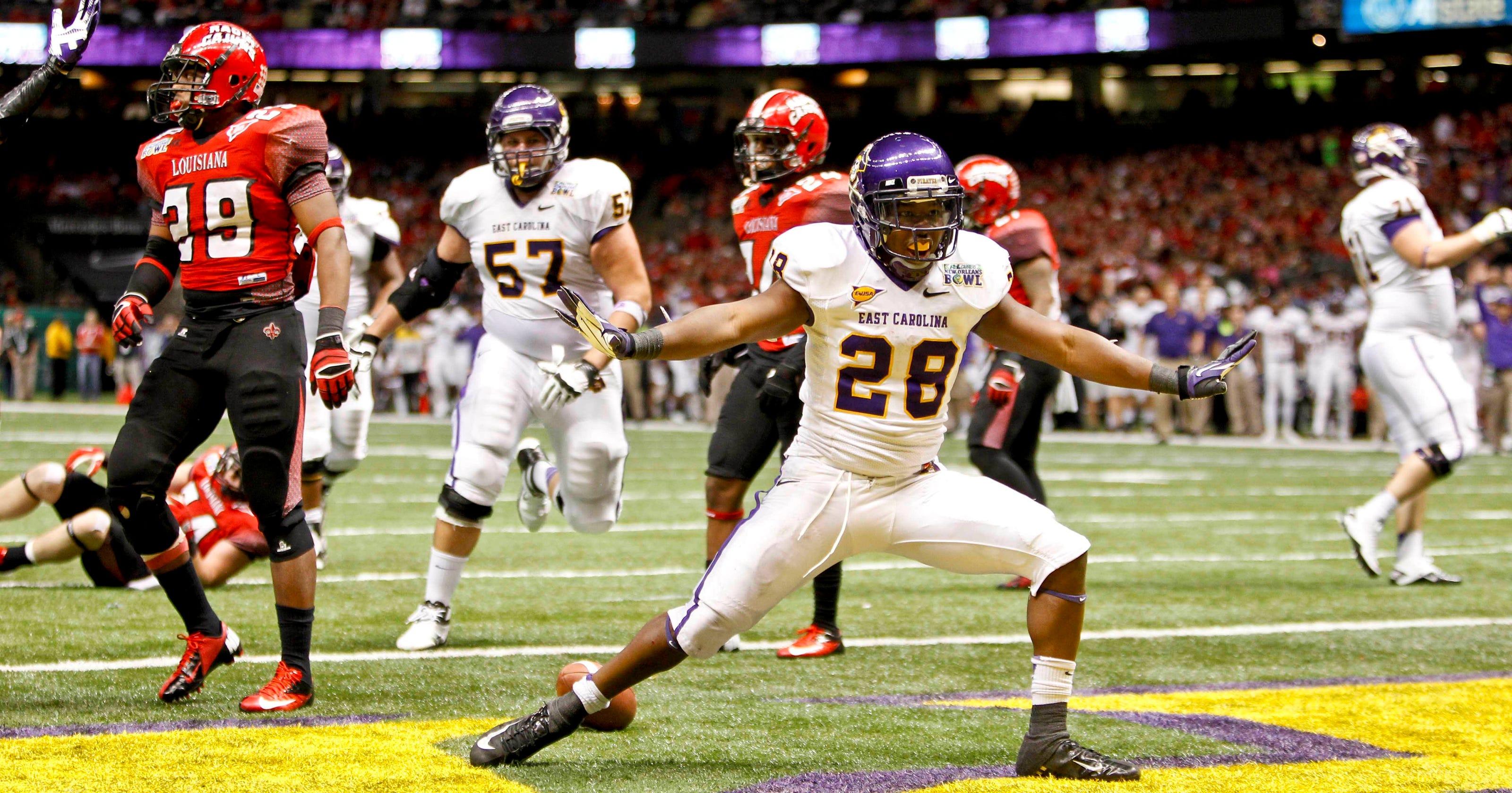 e73b1a7d 2013 College football countdown | No. 50: East Carolina