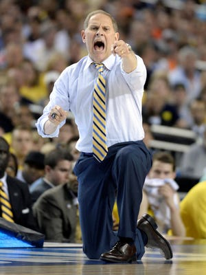 Last year, the Wolverines tied a school record with 31 wins and lost in the NCAA championship game to Louisville.