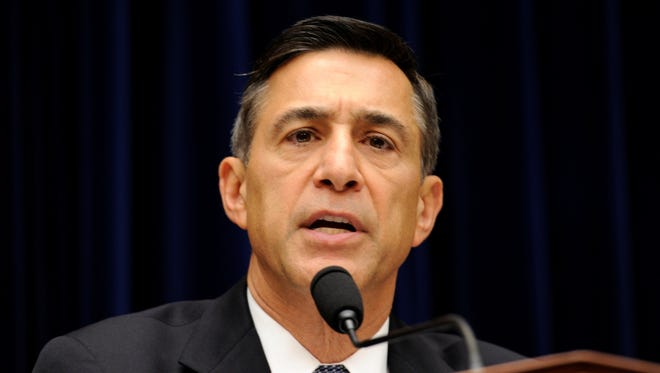 House Committee on Oversight  and  Government Reform Chairman Darrell Issa, R-Calif.