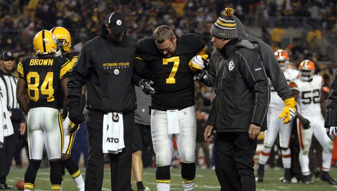 The Steelers are one of eight NFL teams that will participate in a pilot program allowing concussion test results to be shot through the Internet into a player's electronic medical record in 2013.