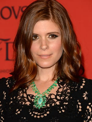 Kate Mara attends the 2013 CFDA Fashion Awards in New York.
