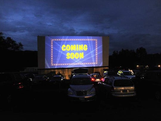 hulls drive in screen