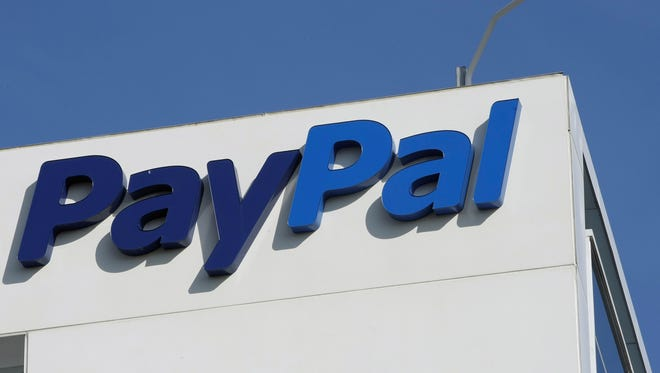 Tthe eBay/PayPal offices in San Jose, Calif., in January 2011.