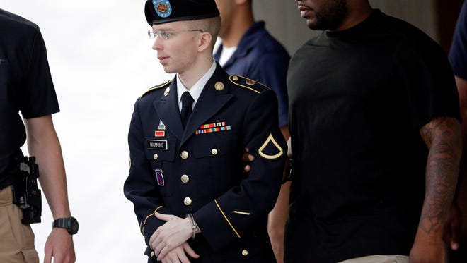 The judge in Pfc. Bradley Manning's court-martial is planning on revealing her verdict at 1 p.m. Tuesday.