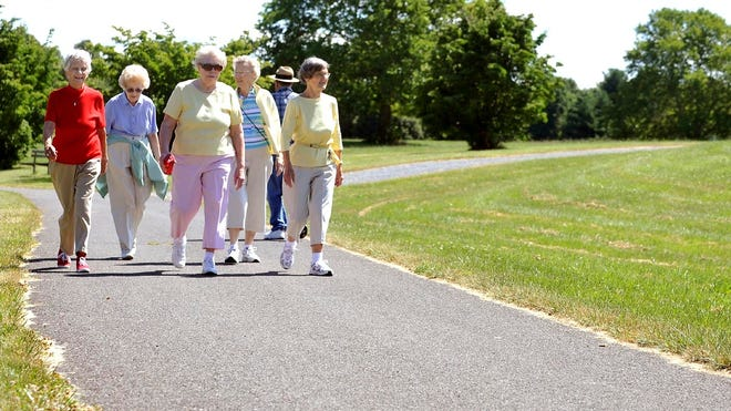 Exercise helps prevent Alzheimer's disease, experts say.