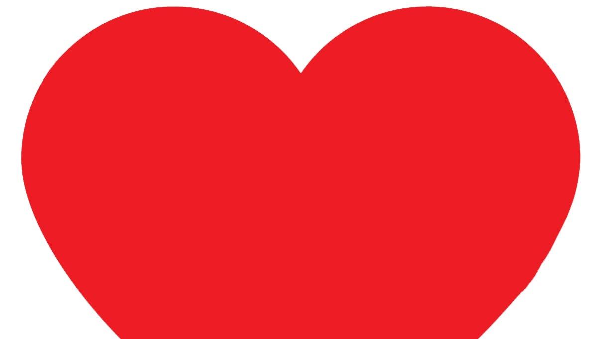 Love makes the heart grow fonder