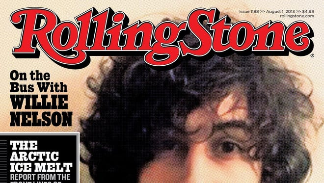 Rolling Stones August 1, 2013 cover features Dzhokhar Tsarnaev, the accused Boston Marathon bomber, igniting a firestorm of outrage.