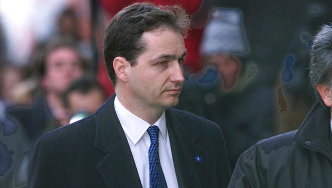 Alan Farthing is seen in this 2001 file photo.