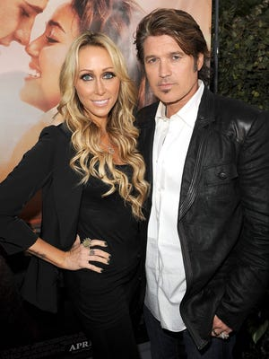 Tish Cyrus and Billy Ray Cyrus have apparently changed their minds about splitting up.