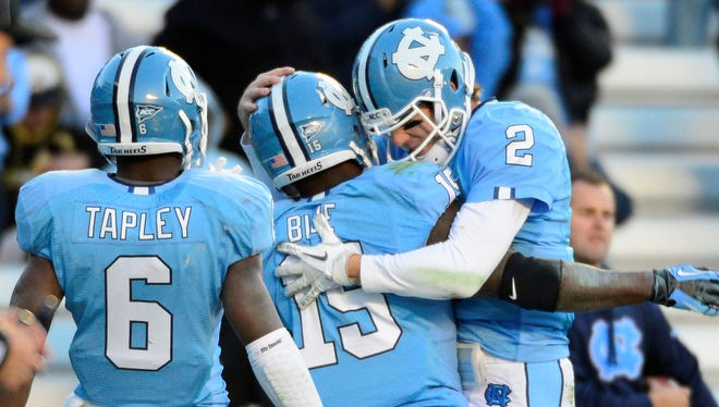 UNC's offense will remain among the ACC's best despite a few losses.