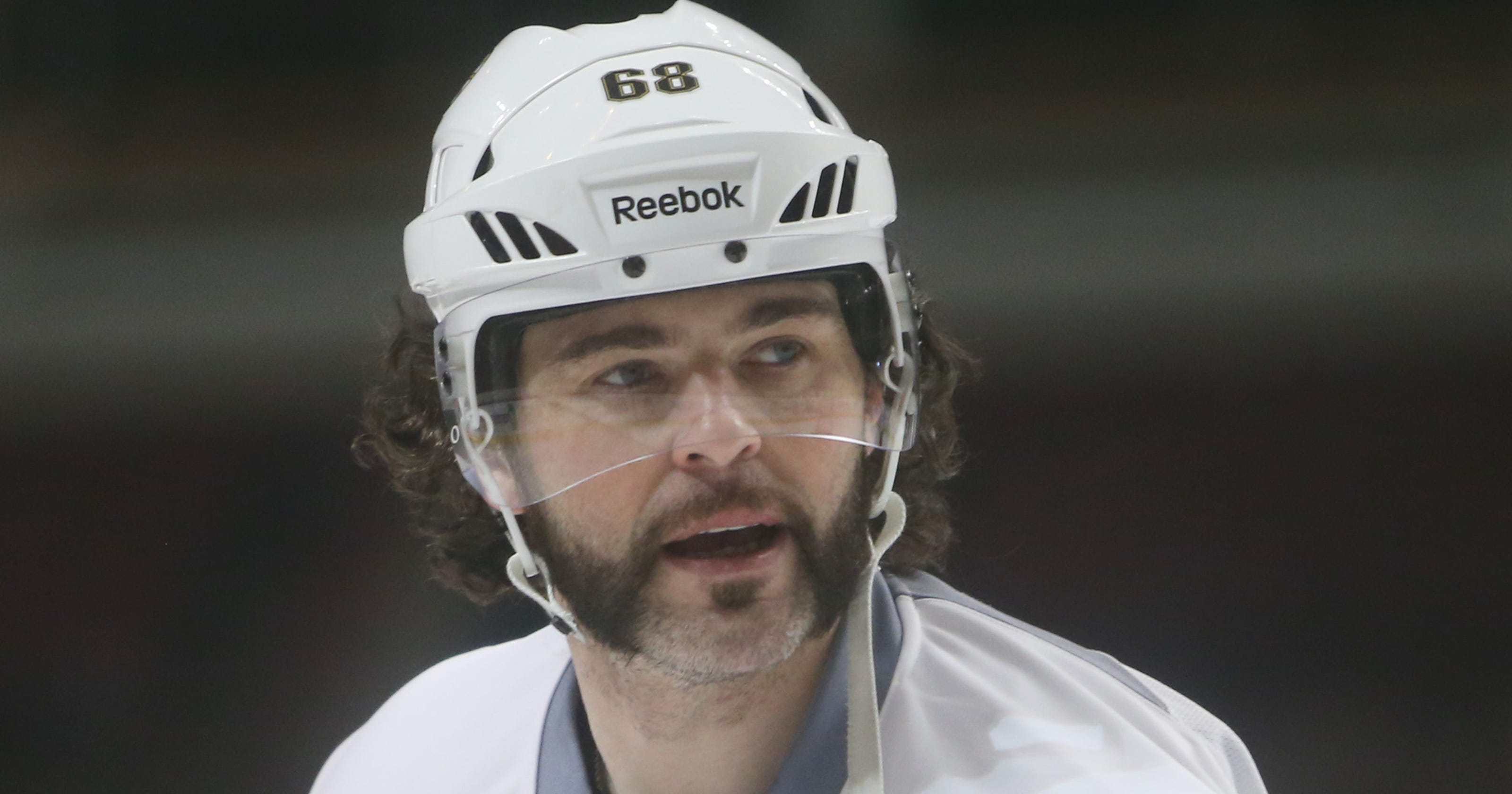 4f199554274 Jaromir Jagr signs one-year deal with Devils