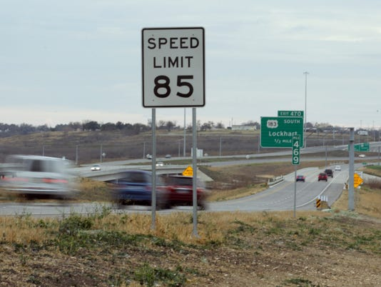 Speed limits going up in many states