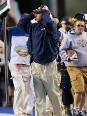 Matt Campbell went 9-4 during his first full season as Toledo's coach.