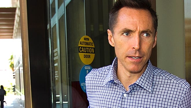 Steve Nash might have to pay more child support.