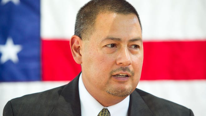 """In calling for a review of Arizona's """"stand your ground"""" law, state Sen. Steve Gallardo called the laws """"fundamentally unacceptable."""""""