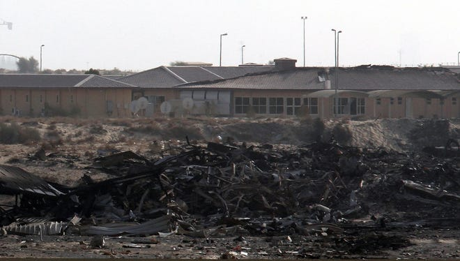 Investigators traced the fire aboard a UPS plane, which crashed in Dubai on Sept. 3, 2010, to lithium batteries in the cargo. Fire and smoke overwhelmed the two pilots, who died in the crash.