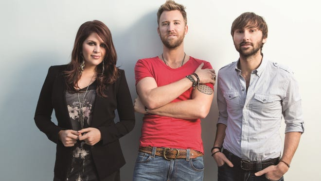 Lady Antebellum is announcing a slew of upcoming tour dates, just a week after member Hillary Scott gave birth.