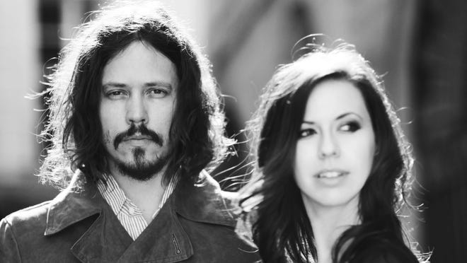 The Civil Wars, John Paul White, left, and Joy Williams, are on hiatus but their new album shows growth.