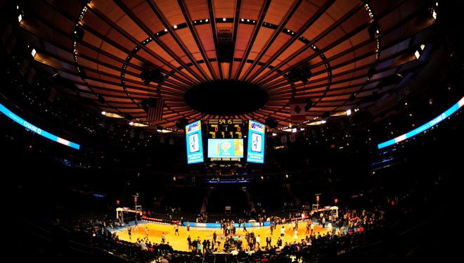 Madison Square Garden opened in 1968.