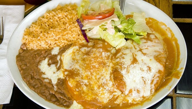 From eggs to hamburgers, and even ice cream ... in New Mexico, green chile is ladled onto just about everything edible.