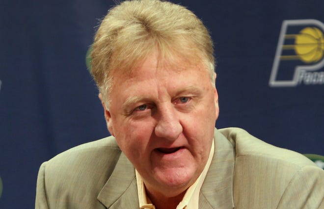 Larry Bird resumed duties this month as president of the Indiana Pacers after a year away from the job.