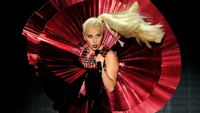 Lady Gaga is set to perform her new single at the awards show.