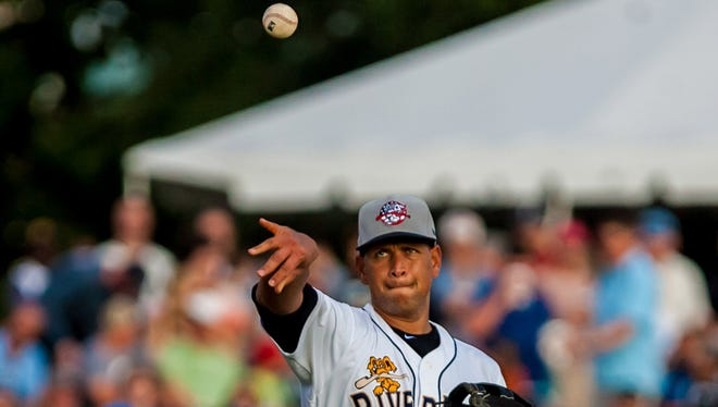 """""""I feel great and I'm ready and want to be in the lineup Friday night,"""" Alex Rodriguez said."""
