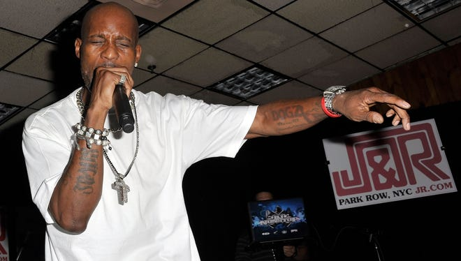 Rapper DMX was arrested early Friday and charged with a DUI.