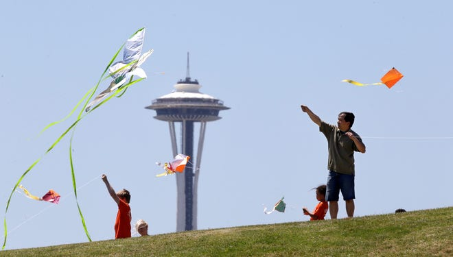 Seattle is the most comfortable summer city, according to the Sperling Heat Index.