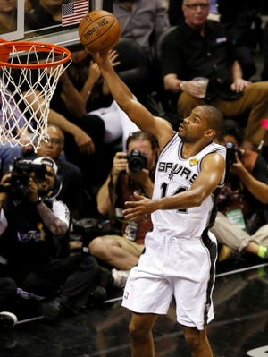 Gary Neal averaged 9.4 points in the NBA Finals.