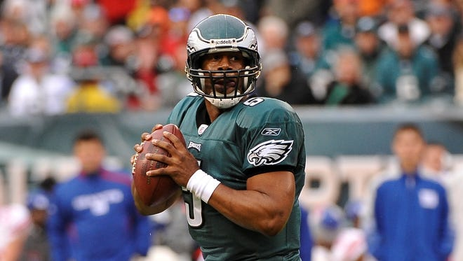 Donovan McNabb played for the Eagles for 11 seasons.