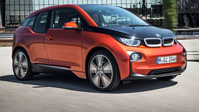 BMW i3 goes on sale next spring in the U.S.