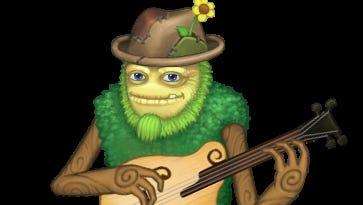 In the video game My Singing Monsters, Sugarland's Kristian Bush plays Shugabush.