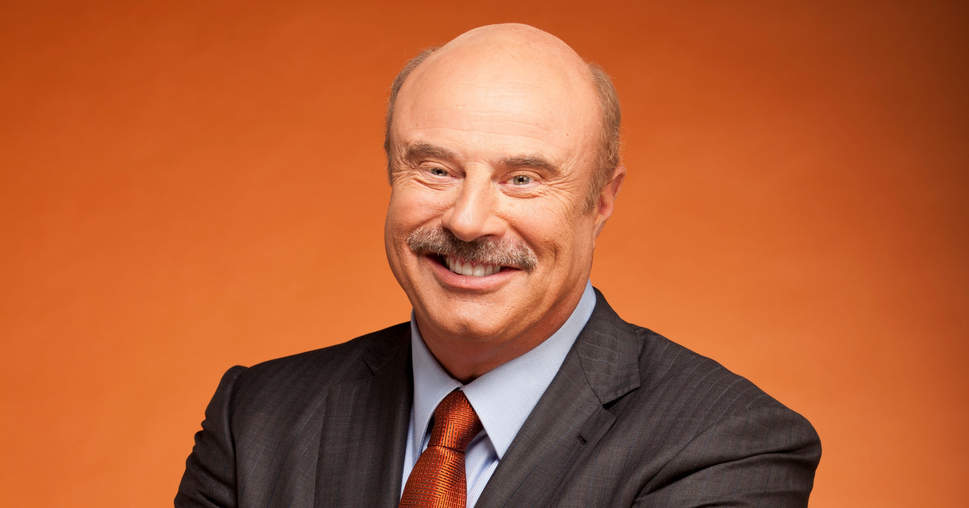 Dr  Phil deletes a controversial tweet