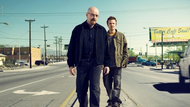 "Albuquerque is the backdrop for AMC's ""Breaking Bad."" Scenes like this one were filmed throughout the city."