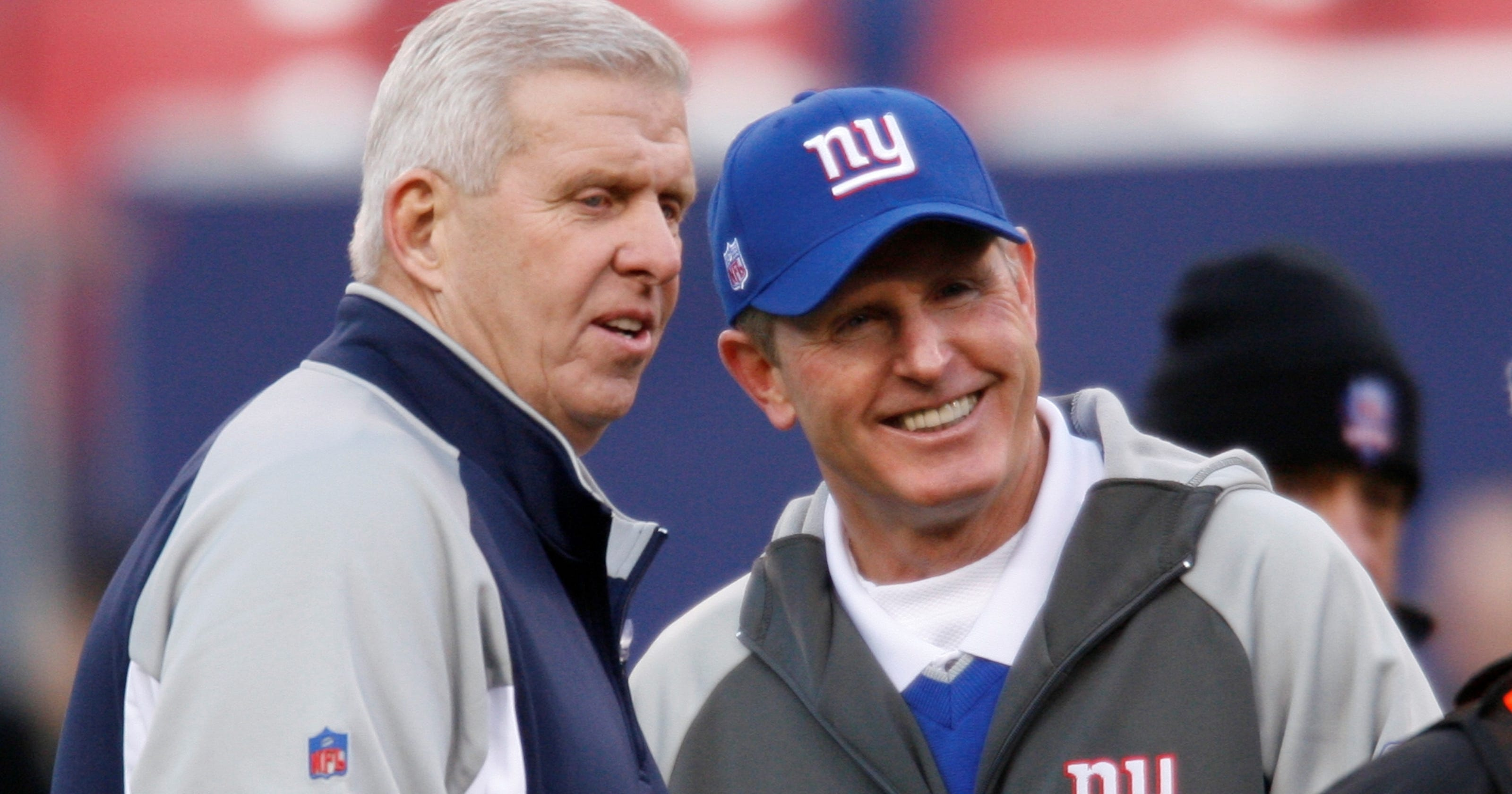 Parcells' coaching tree as sturdy as they come