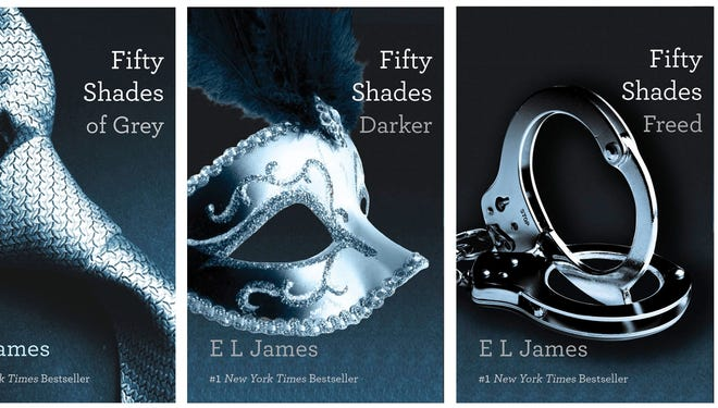 The London fire brigade cites 50 Shades of Grey by E.L. James as a cause in the rise of domestic handcuff incidents.