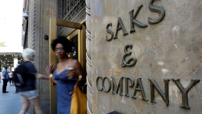 Canada's Hudson's Bay is acquiring Saks department store.