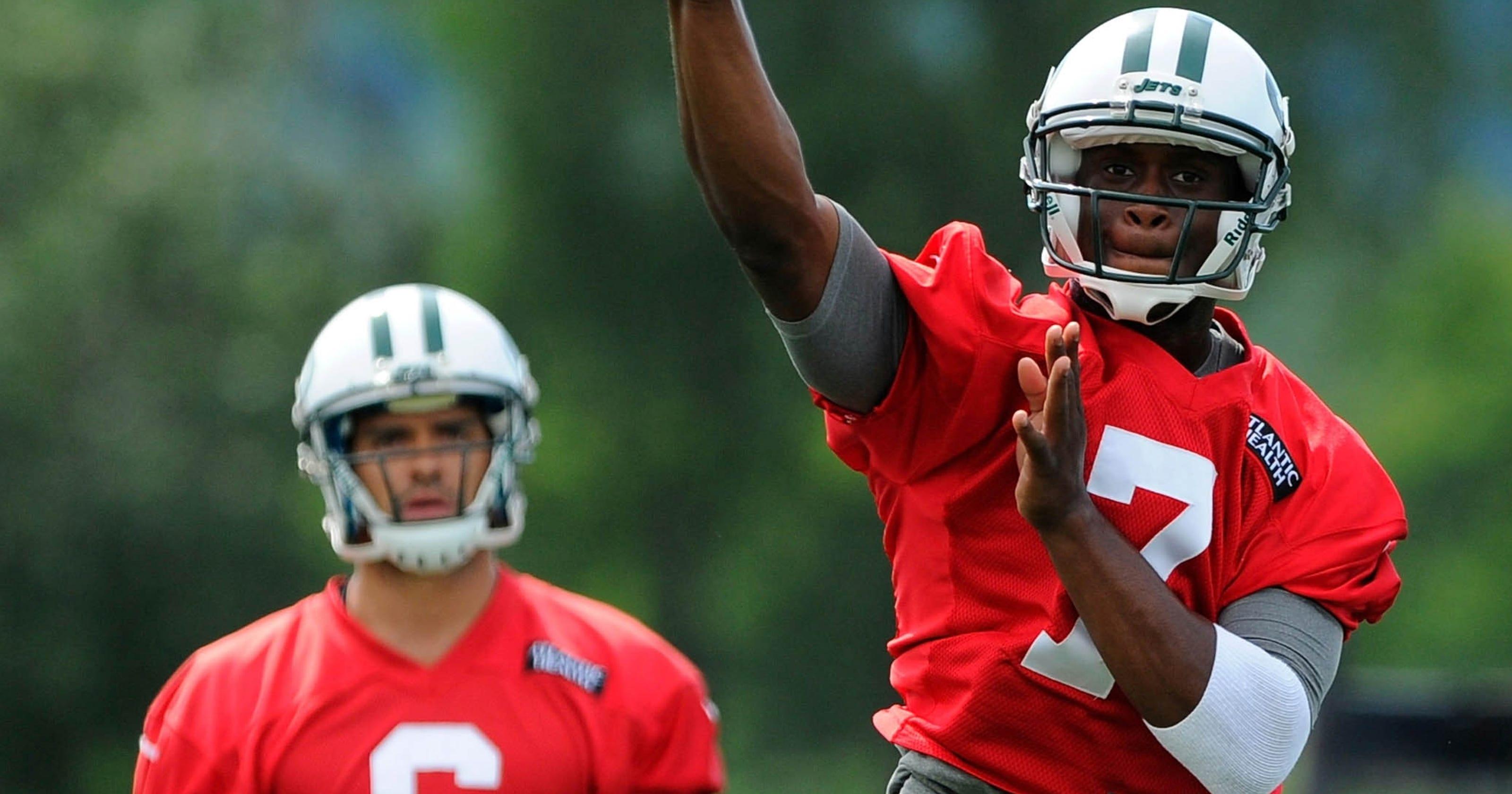 Bell  Jets  Mark Sanchez destined to lose this quarterback battle 737b6ecaf